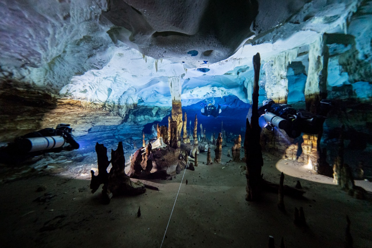 Cave & Technical Cave Diver