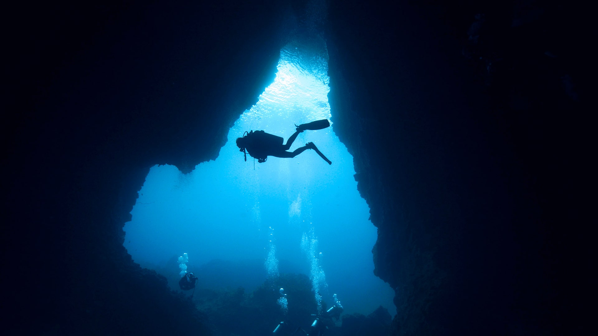 Introductory Cave Diver